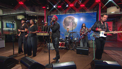 "CBS This Morning - Saturday Sessions: Black Pumas perform ""Fire"""