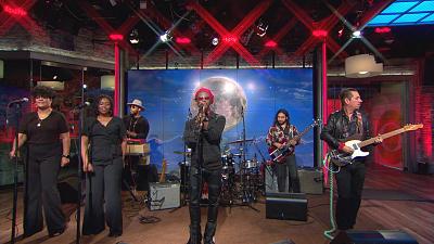 "CBS This Morning - Saturday Sessions: Black Pumas' ""Black Moon Rising"""
