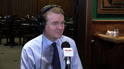 "The Takeout - Senator Michael Bennet on ""The Takeout"""