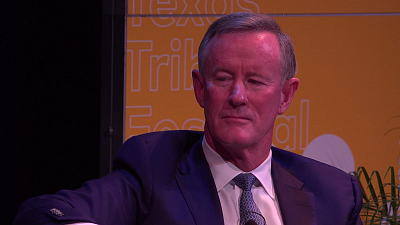 "The Takeout - Admiral William McRaven on ""The Takeout"""