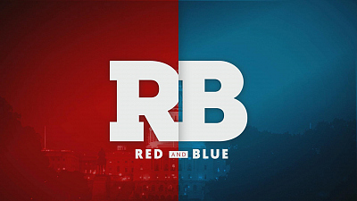 Red and Blue - 10/7/19: Red and Blue