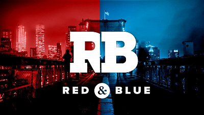 Red and Blue - 10/10/19: Red and Blue