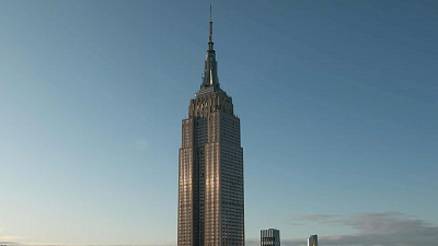 CBS This Morning - Why the Empire State Building has a mast