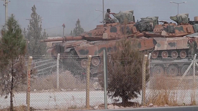 CBS This Morning - Syria power vacuum as US withdraws troops