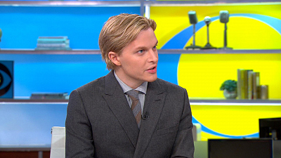 "CBS This Morning - Ronan Farrow on ""Catch & Kill,"" NBC response"