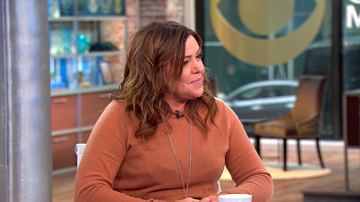"CBS This Morning - Anybody ""can be Rachael Ray,"" TV host says"