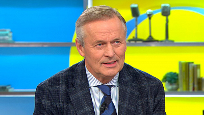"CBS This Morning - John Grisham talks new book, ""The Guardians"""