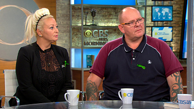 CBS This Morning - Parents of Harry Dunn describe W.H. visit