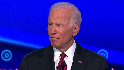 CBS This Morning - How did Biden handle questions about his son?