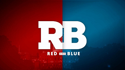 Red and Blue - 10/16/19: Red and Blue