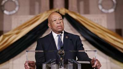 CBS This Morning - Rep. Elijah Cummings dies at 68