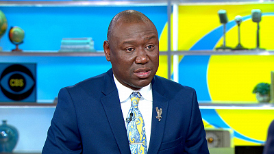 "CBS This Morning - Ben Crump on ""genocide"" of colored people"