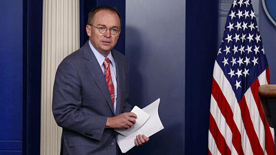 CBS This Morning - Mulvaney backtracks on apparent quid pro quo