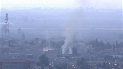 CBS This Morning - Fighting in Syria persists despite ceasefire