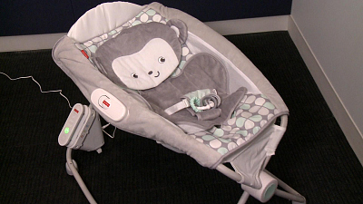 CBS This Morning - Inclined sleepers for infants risky: study