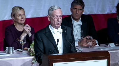CBS This Morning - Mattis hits back at Trump