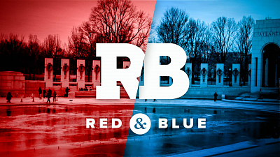 Red and Blue - 10/21/19: Red and Blue