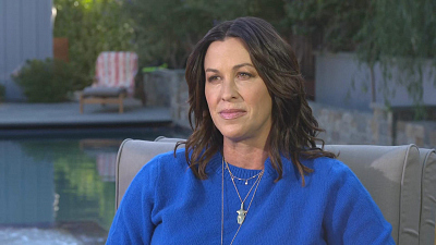 CBS This Morning - Alanis Morissette on postpartum depression