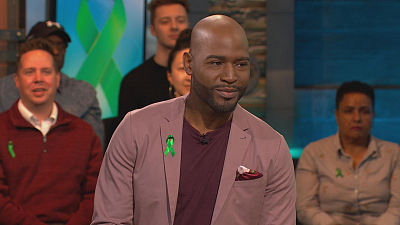 CBS This Morning - Karamo on mental health: Set emotional goals