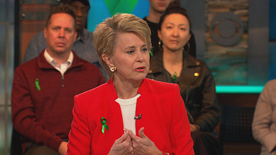 CBS This Morning - Jane Pauley opens up about bipolar diagnosis