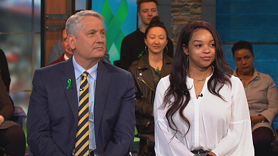 CBS This Morning - Peer groups help young adults with mental illness