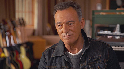 CBS This Morning - Bruce Springsteen on the power of performing