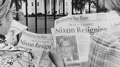 CBS This Morning - Comparing Trump & Nixon impeachment inquiries