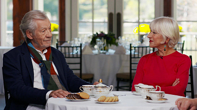 "CBS This Morning - Helen Mirren & Ian McKellen on ""The Good Liar"""