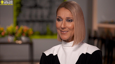 CBS This Morning - Celine Dion on the show she's binge-watching