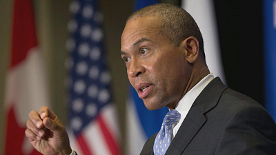 CBS This Morning - Deval Patrick enters 2020 presidential race