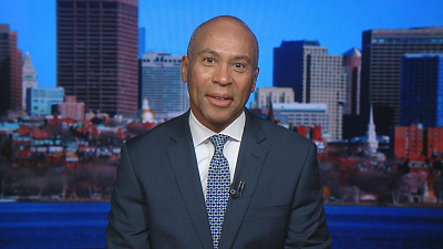 CBS This Morning - Deval Patrick on breaking through 2020 field