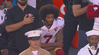 CBS This Morning - Kaepernick to work out in front of NFL teams