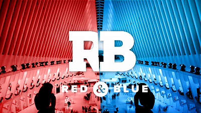 Red and Blue - 11/15/19: Red and Blue