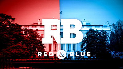 Red and Blue - 11/18/19: Red and Blue