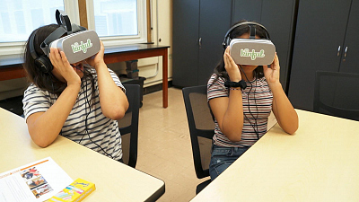 CBS This Morning - Using virtual reality to combat bullying