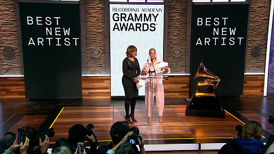CBS This Morning - 2020 Grammy nominations announced