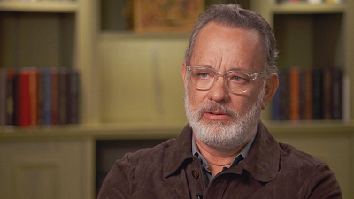 CBS This Morning - Why Tom Hanks took on the role of Mr. Rogers