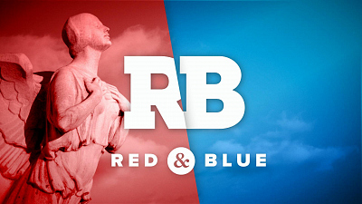 Red and Blue - 11/21/19: Red and Blue