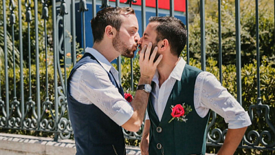 CBS This Morning - World of Weddings: Same-sex couples in Israel