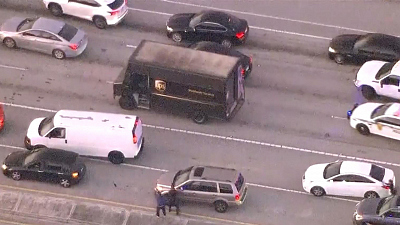 CBS This Morning - Miami police chase and shootout kills 4