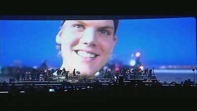 CBS This Morning - All-star tribute for Avicii