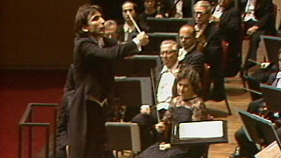 Sunday Morning - From 1984: Conductor Michael Tilson Thomas