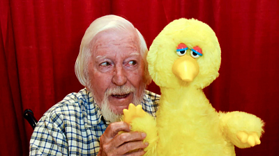 CBS This Morning - Caroll Spinney, Big Bird puppeteer, dies at 85