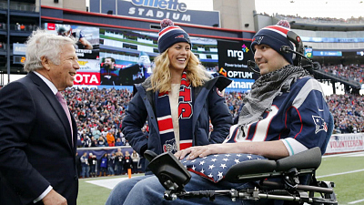CBS This Morning - Ice bucket challenge's Pete Frates dies at 34