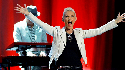 CBS This Morning - Singer Marie Fredriksson dies at 61