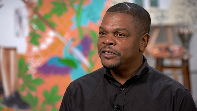 CBS This Morning - Kehinde Wiley responds to Confederate statues
