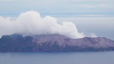 CBS This Morning - New Zealand volcano still seismically active