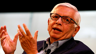 CBS This Morning - Ex-NBA commissioner David Stern hospitalized