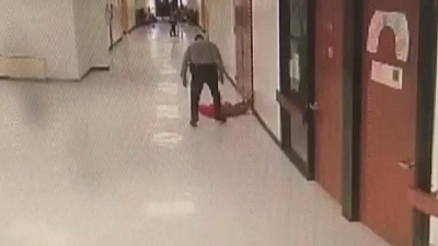CBS This Morning - School resource officer slams student to ground