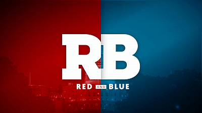 Red and Blue - 12/18/19: Red and Blue